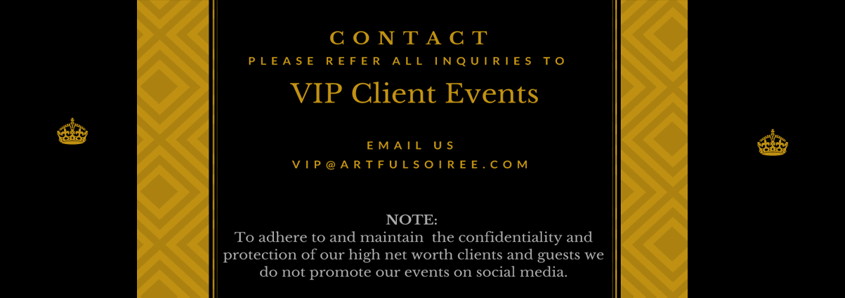 VIP Client Events